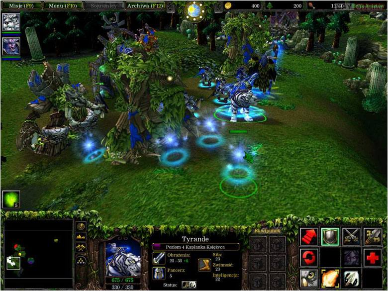 Warcraft III: Reign of Chaos PC Games Image 5/25, Blizzard Entertainment