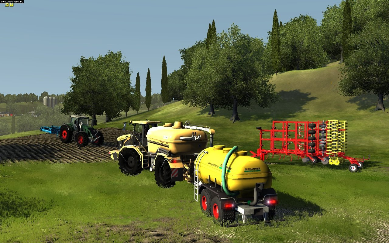Symulator Farmy 2013 (gra), Agrar Simulator 2013 - screen 4/7, Galeria