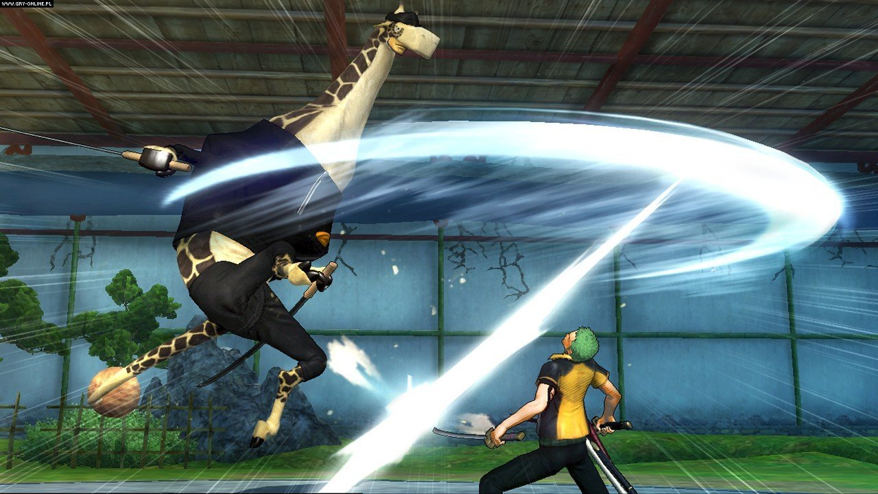 One Piece: Pirate Warriors PS3 Gry Screen 5/50, Omega Force, Bandai Namco Entertainment