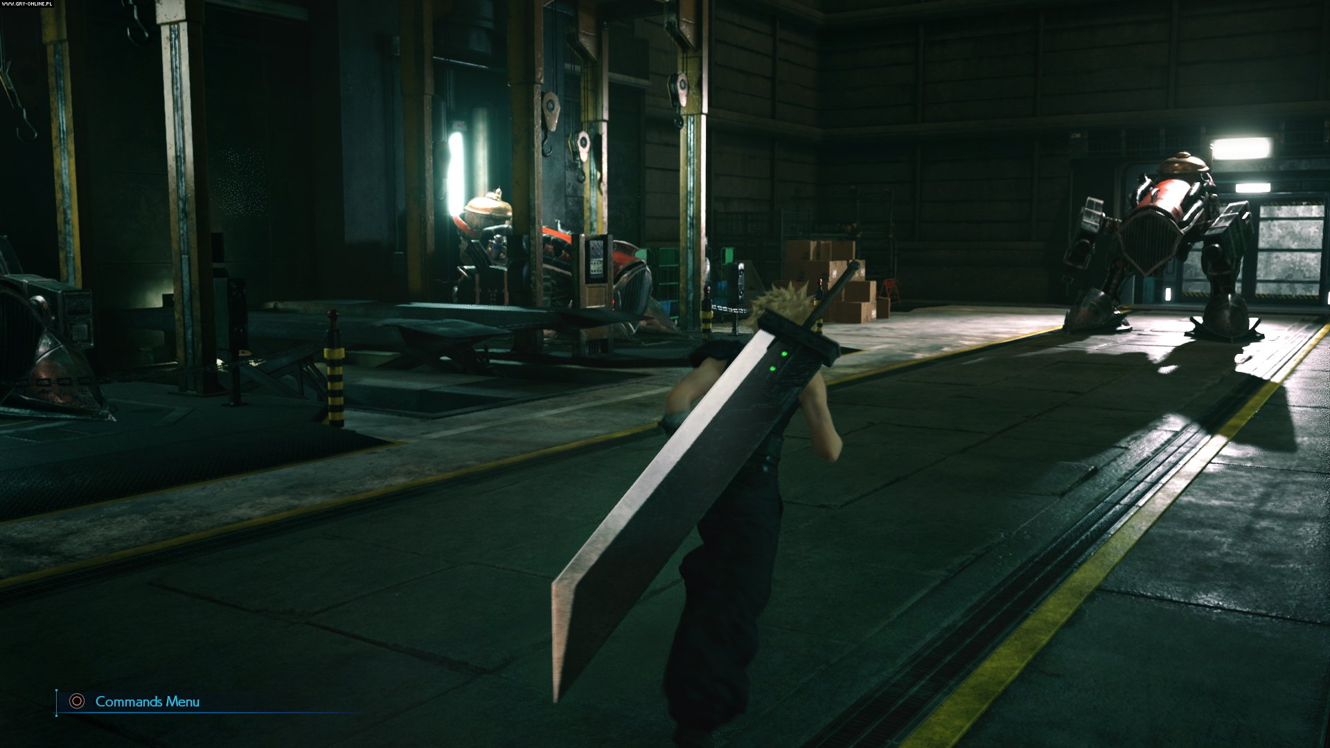 Final Fantasy VII Remake PS4 Games Image 63/86, Square-Enix / Eidos