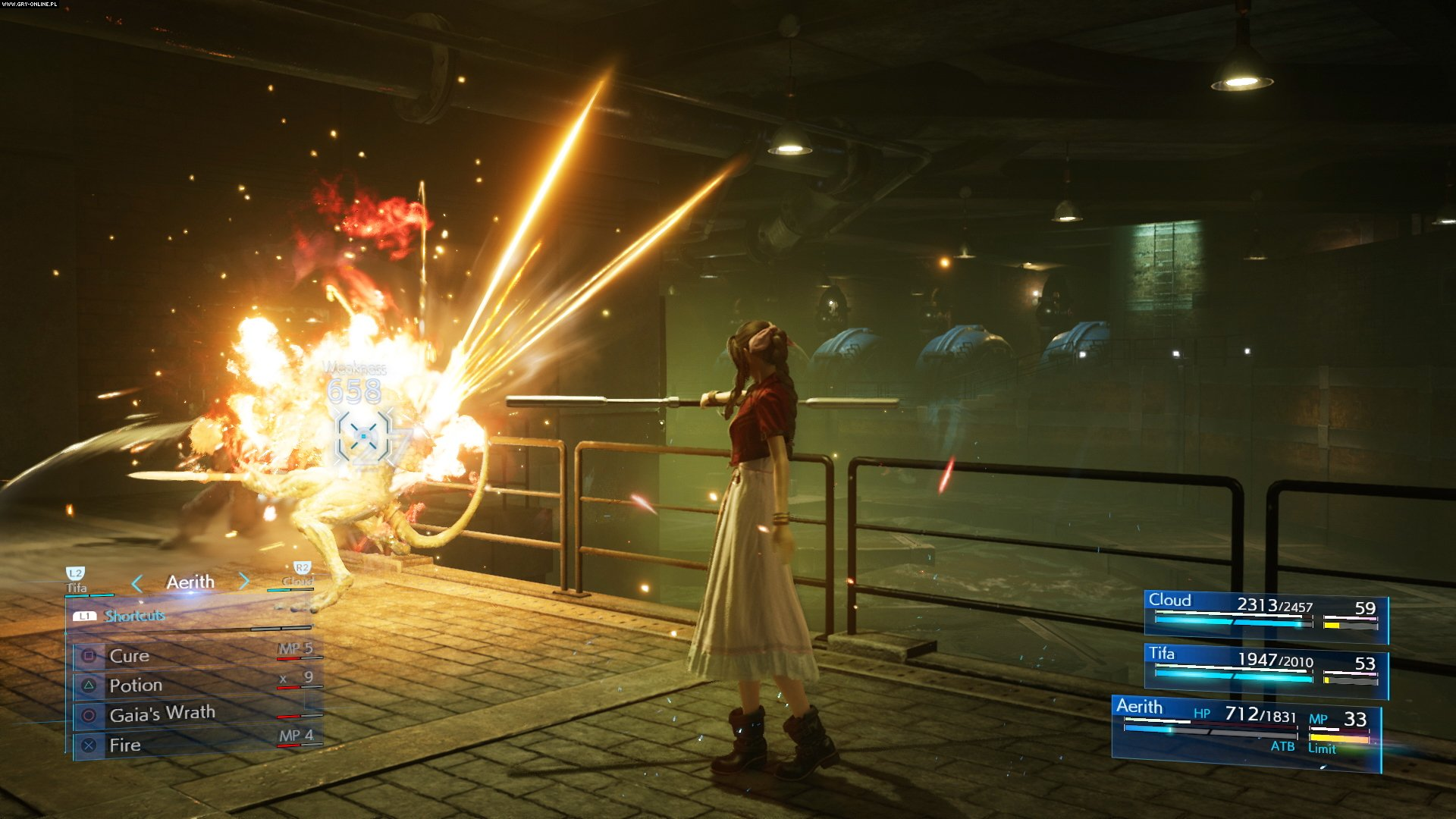 Final Fantasy VII Remake PS4 Games Image 62/86, Square-Enix / Eidos