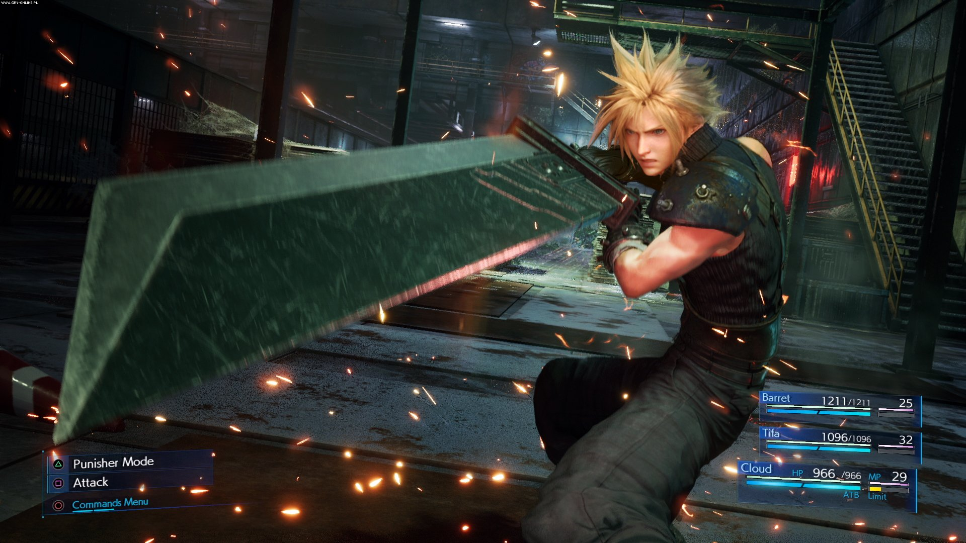 Final Fantasy VII Remake PS4 Games Image 2/28, Square-Enix / Eidos
