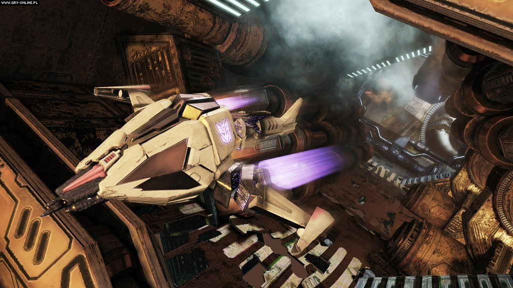 Transformers: Upadek Cybertronu PC, X360, PS3 Gry Screen 91/136, High Moon Studios, Activision Blizzard