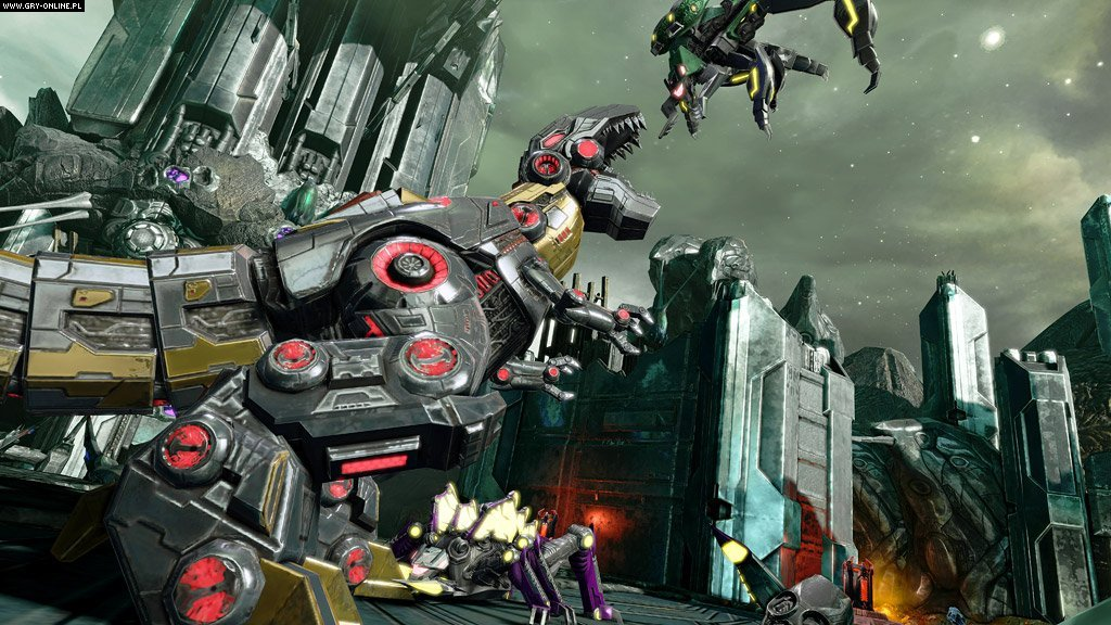 Transformers: Upadek Cybertronu PC, X360, PS3 Gry Screen 87/136, High Moon Studios, Activision Blizzard