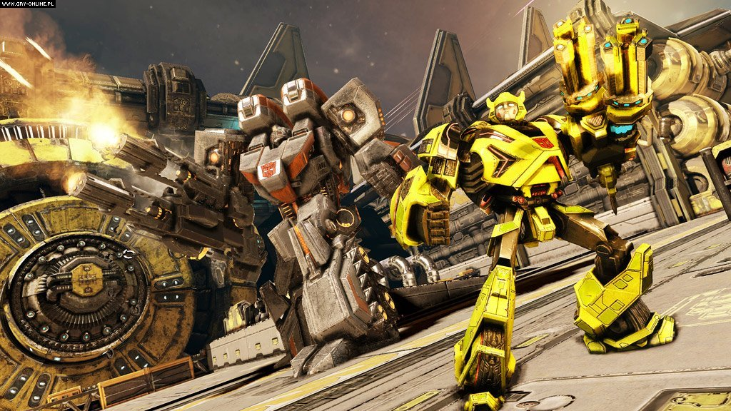 Transformers: Upadek Cybertronu PC, X360, PS3 Gry Screen 83/136, High Moon Studios, Activision Blizzard