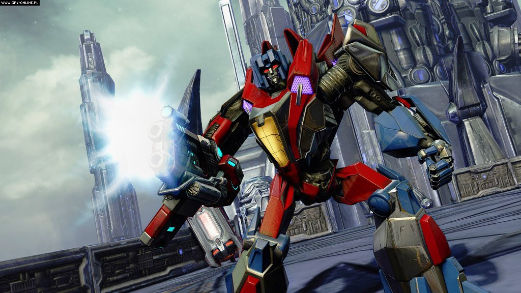 Transformers: Upadek Cybertronu PC, X360, PS3 Gry Screen 81/136, High Moon Studios, Activision Blizzard