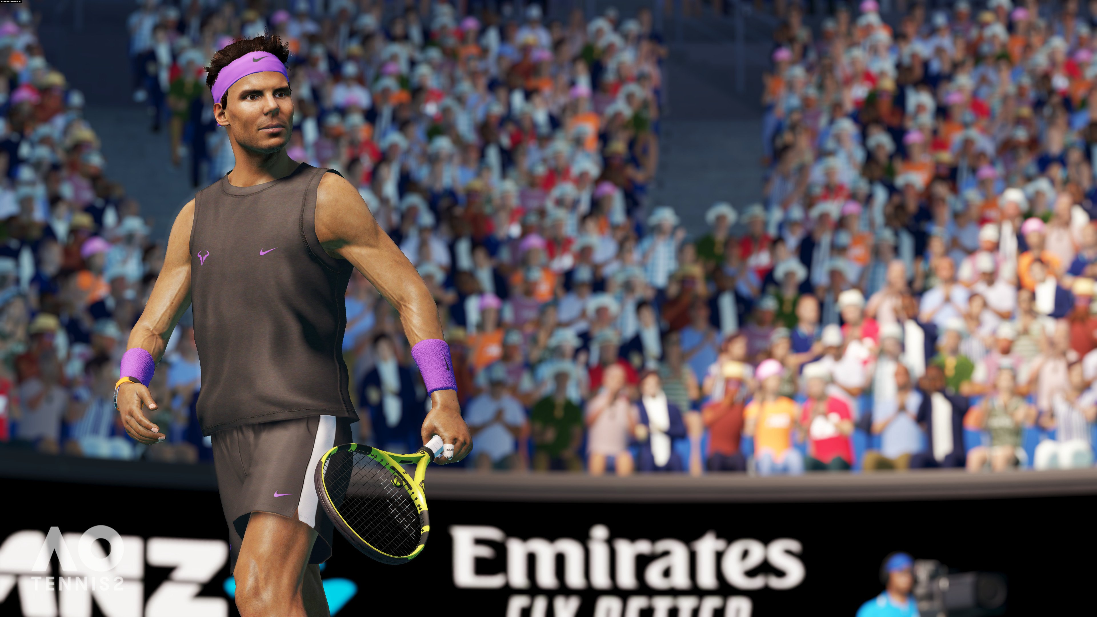 AO Tennis 2 PC, PS4, XONE, Switch Games Image 4/9, Big Ant Studios, Bigben Interactive