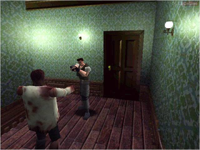 Resident Evil PC Gry Screen 5/15, Capcom, Virgin Interactive