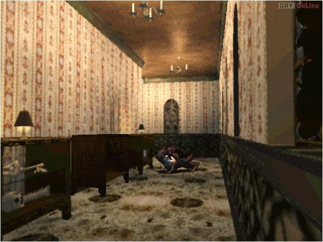 Resident Evil PC Gry Screen 3/15, Capcom, Virgin Interactive