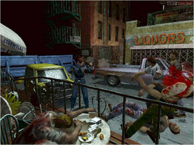 Resident Evil 2 PC, GCN, PS3, PSP, PSV Gry Screen 2/12, Capcom