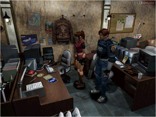 Resident Evil 2 PC, GCN, PS3, PSP, PSV Gry Screen 1/12, Capcom