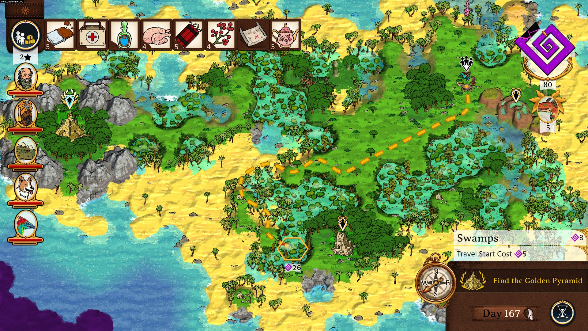 Curious Expedition 2 PC