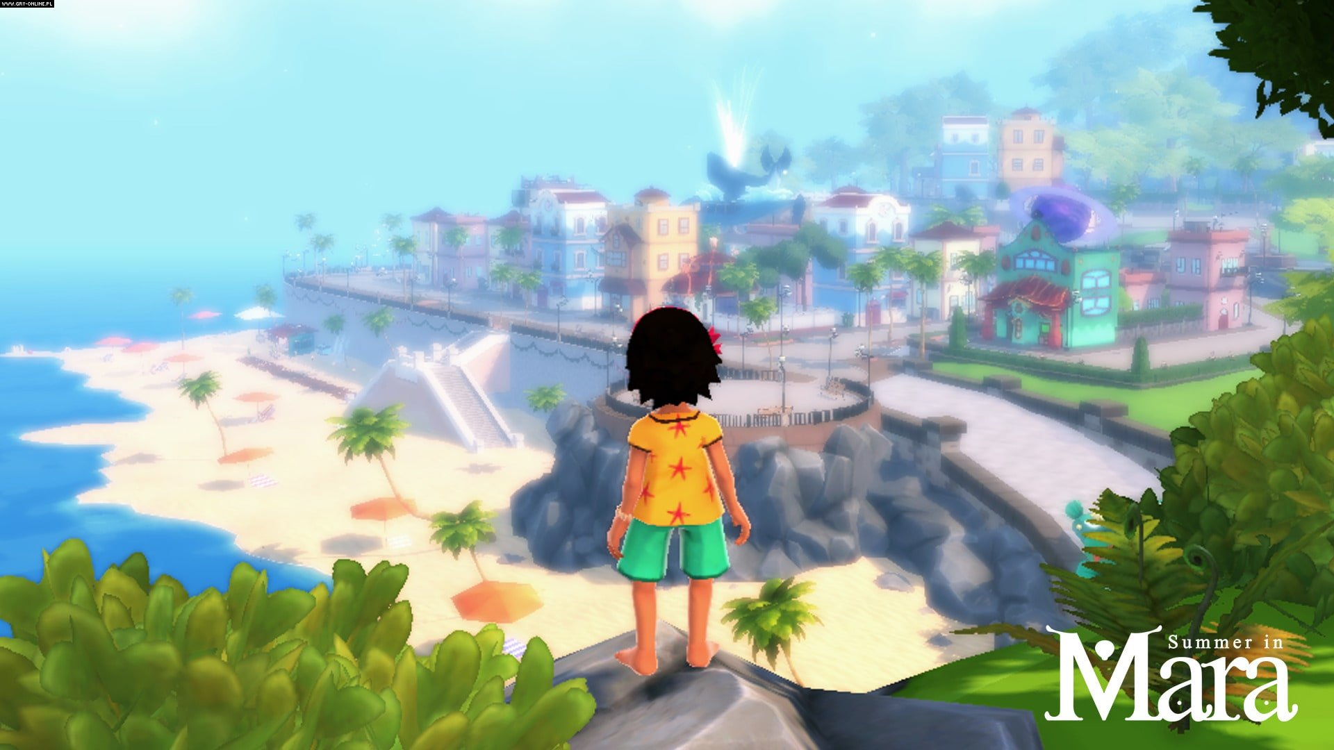 Summer in Mara PC Game game,