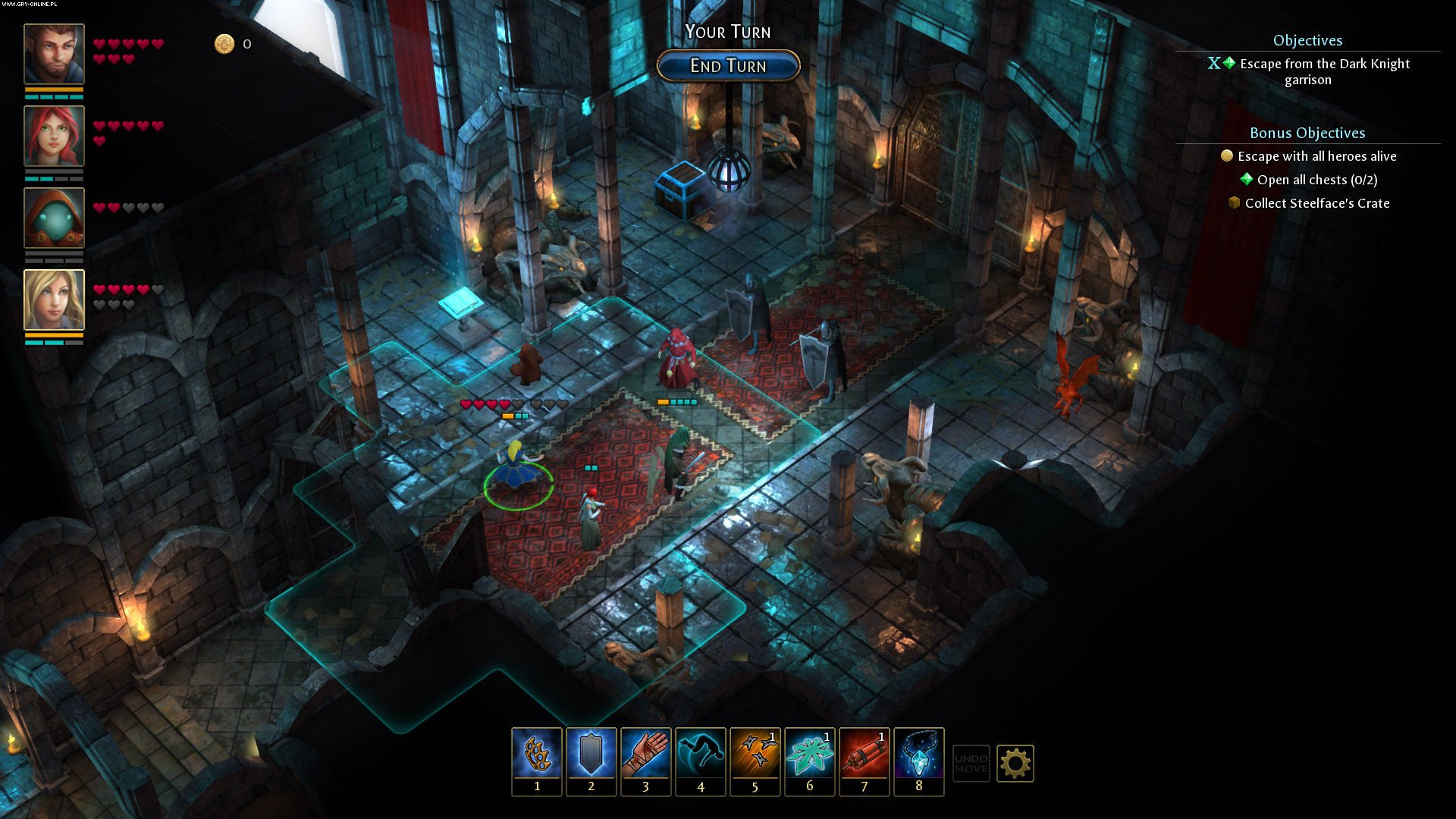 Druidstone: The Secret of the Menhir Forest PC Gry Screen 2/16, Ctrl Alt Ninja