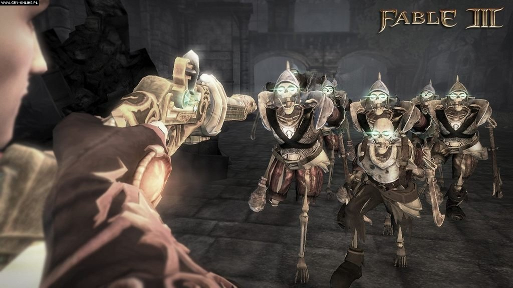 Fable III PC Gry Screen 56/93, LionHead Studios, Xbox Game Studios / Microsoft Studios
