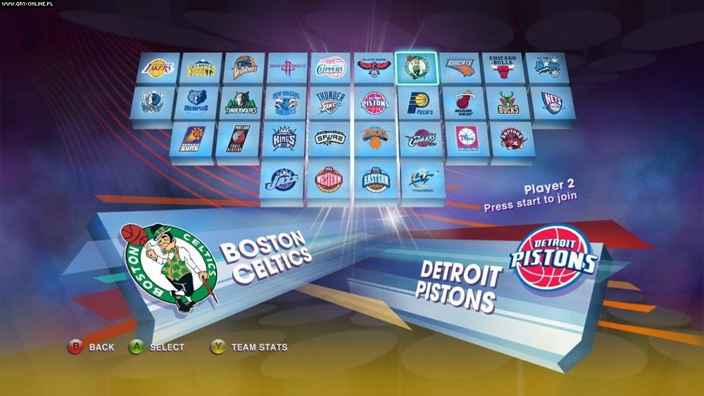 NBA Unrivaled - screenshots gallery - screenshot 3/17 ...