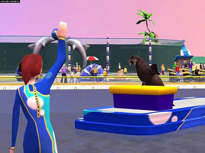 Zoo Tycoon 2: Marine Mania - screenshots gallery