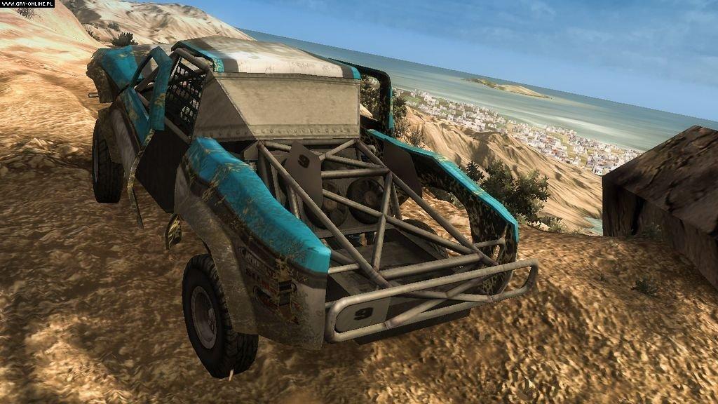 MX vs. ATV Reflex скриншот к игре.