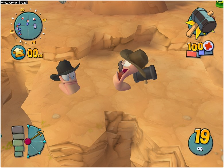 Worms 4: Totalna Rozwałka PC Gry Screen 5/54, Team 17, Codemasters Software