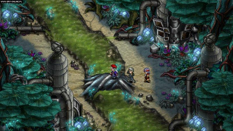 Cosmic Star Heroine PC, PS4, PSV Games Image 2/2, Zeboyd Games