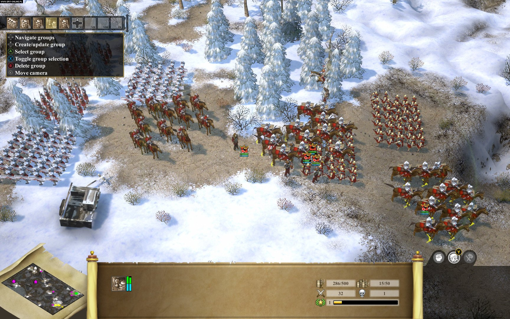 Praetorians: HD Remaster PC, PS4, XONE Games Image 2/8, Torus Games, Kalypso Media