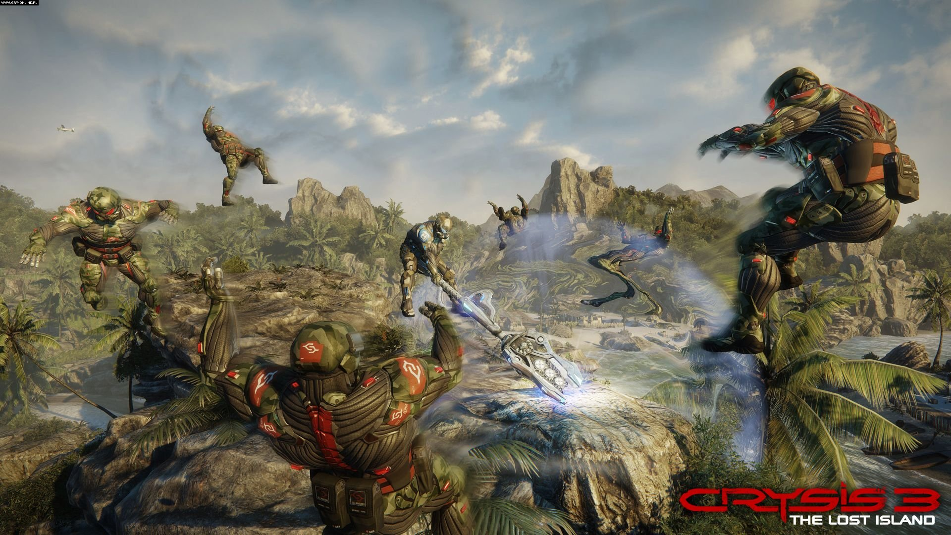 Crysis 3 PC, X360, PS3 Gry Screen 2/52, Crytek, Electronic Arts Inc.