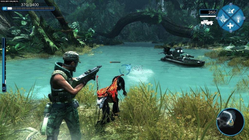 James Camerons Avatar: The Game - , James Cameron's Avatar: The Game - oficiální hra založená na stejnojmenném filmu režiséra Jamese Camerona. Příběh hry zavede hráče hluboko do srdce Pandory, mimozemské planety, která se vymy