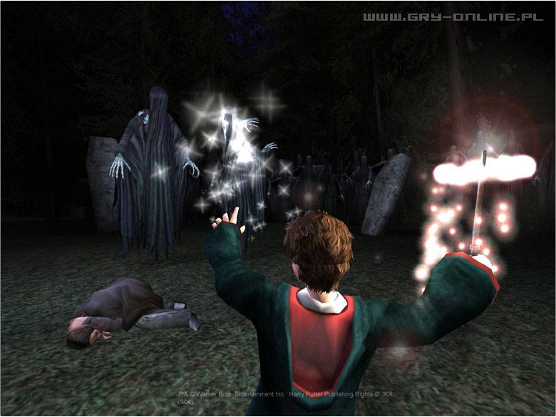 Harry Potter i Więzień Azkabanu PC Gry Screen 38/43, Electronic Arts Inc.