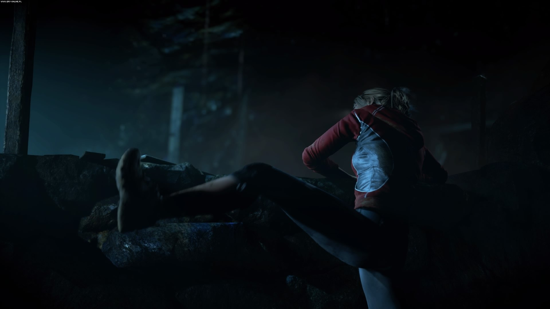 Until Dawn PS4 Gry Screen 6/91, Supermassive Games, Sony Interactive Entertainment