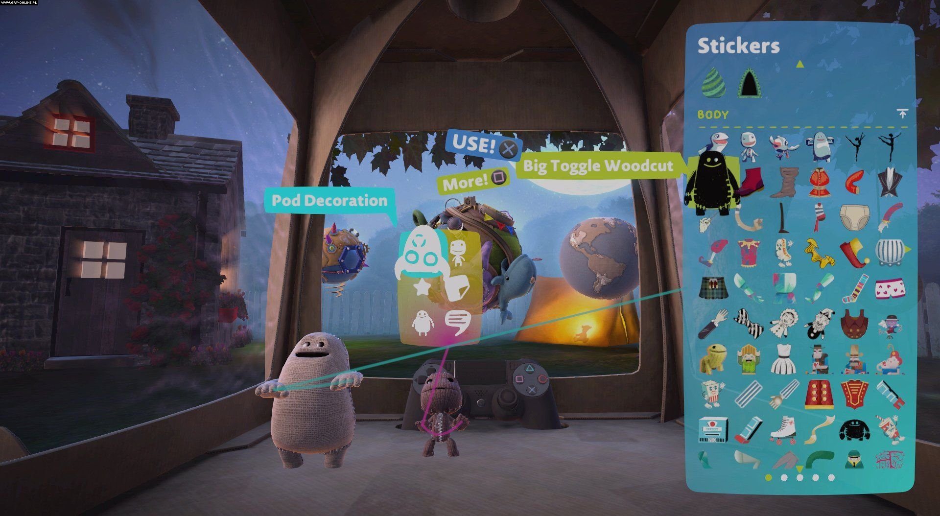 LittleBigPlanet 3 PS3, PS4 Gry Screen 1/37, Sumo Digital, Sony Interactive Entertainment