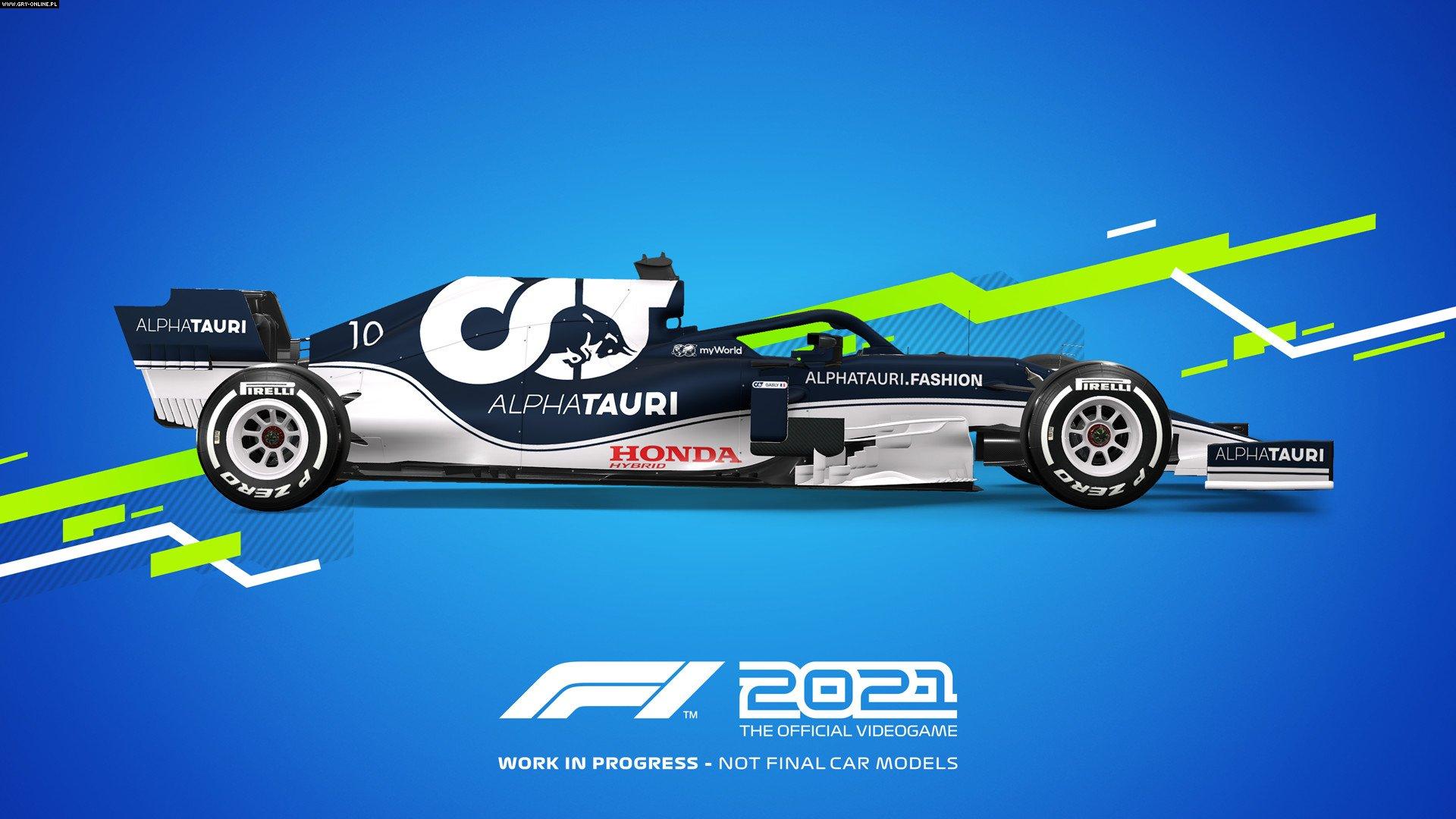 Galeria screenów z gry F1 2021 | GRYOnline.pl