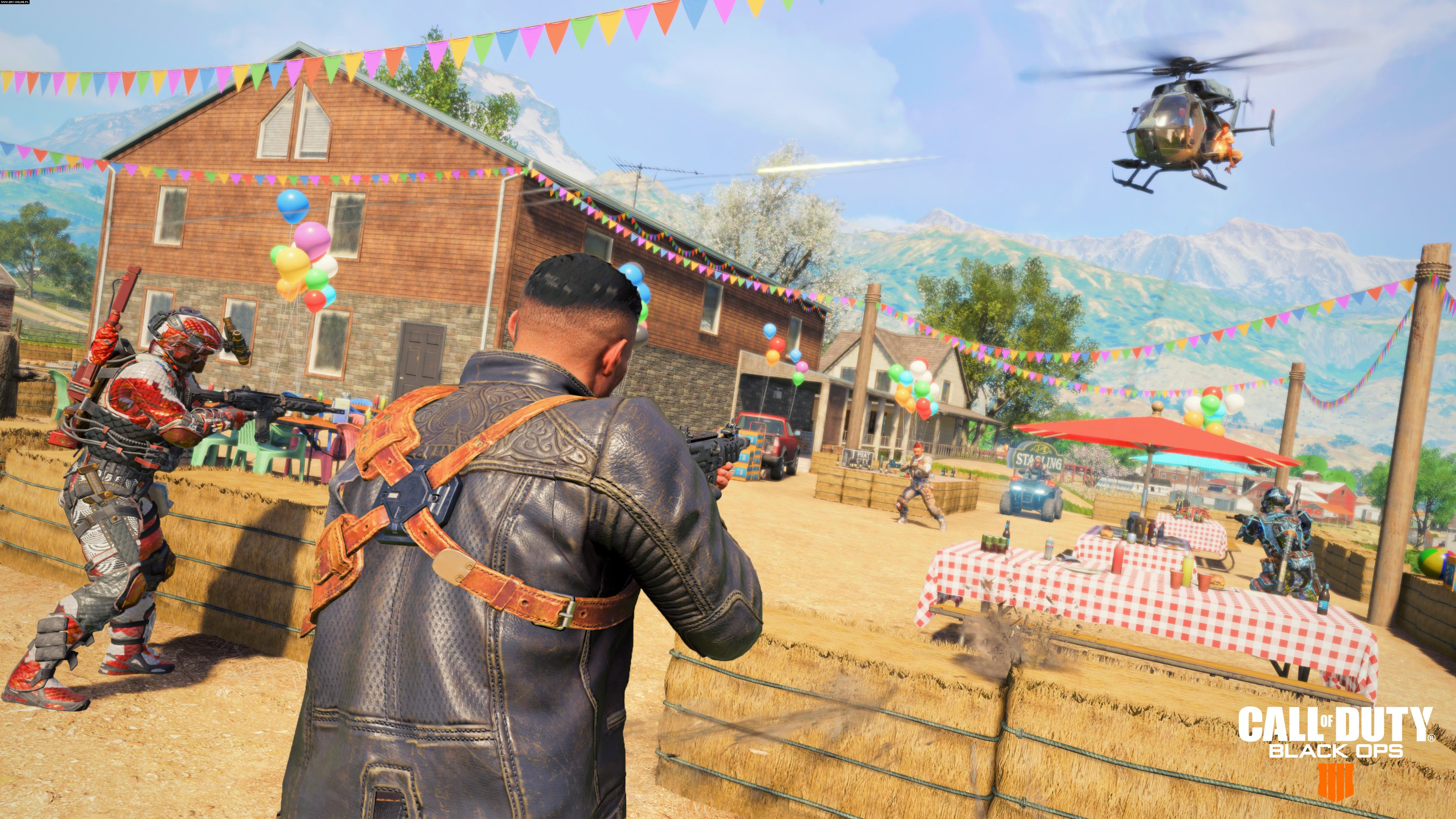 Call of Duty: Black Ops IIII, gameplay