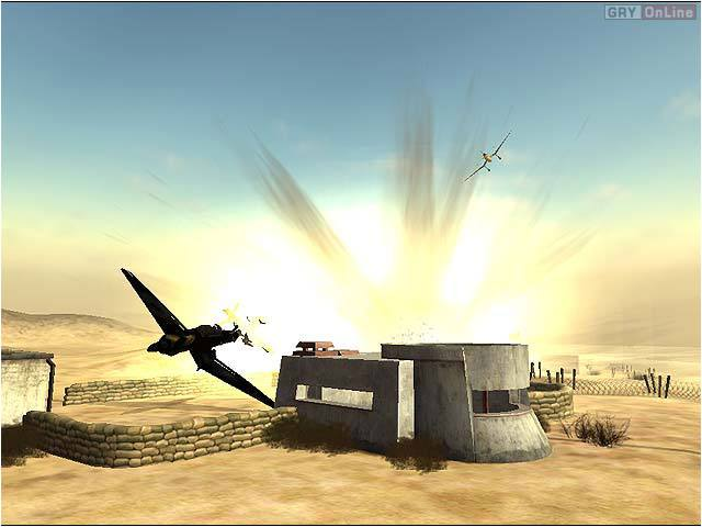 Battlefield 1942 PC Gry Screen 5/17, EA DICE / Digital Illusions CE, Electronic Arts Inc.
