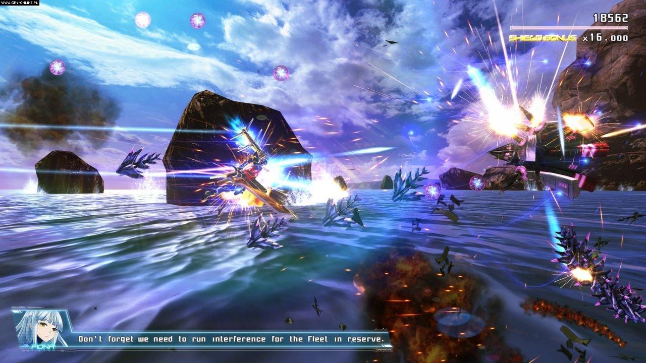 Ps4 Games Science Fiction : Astebreed screenshots gallery screenshot