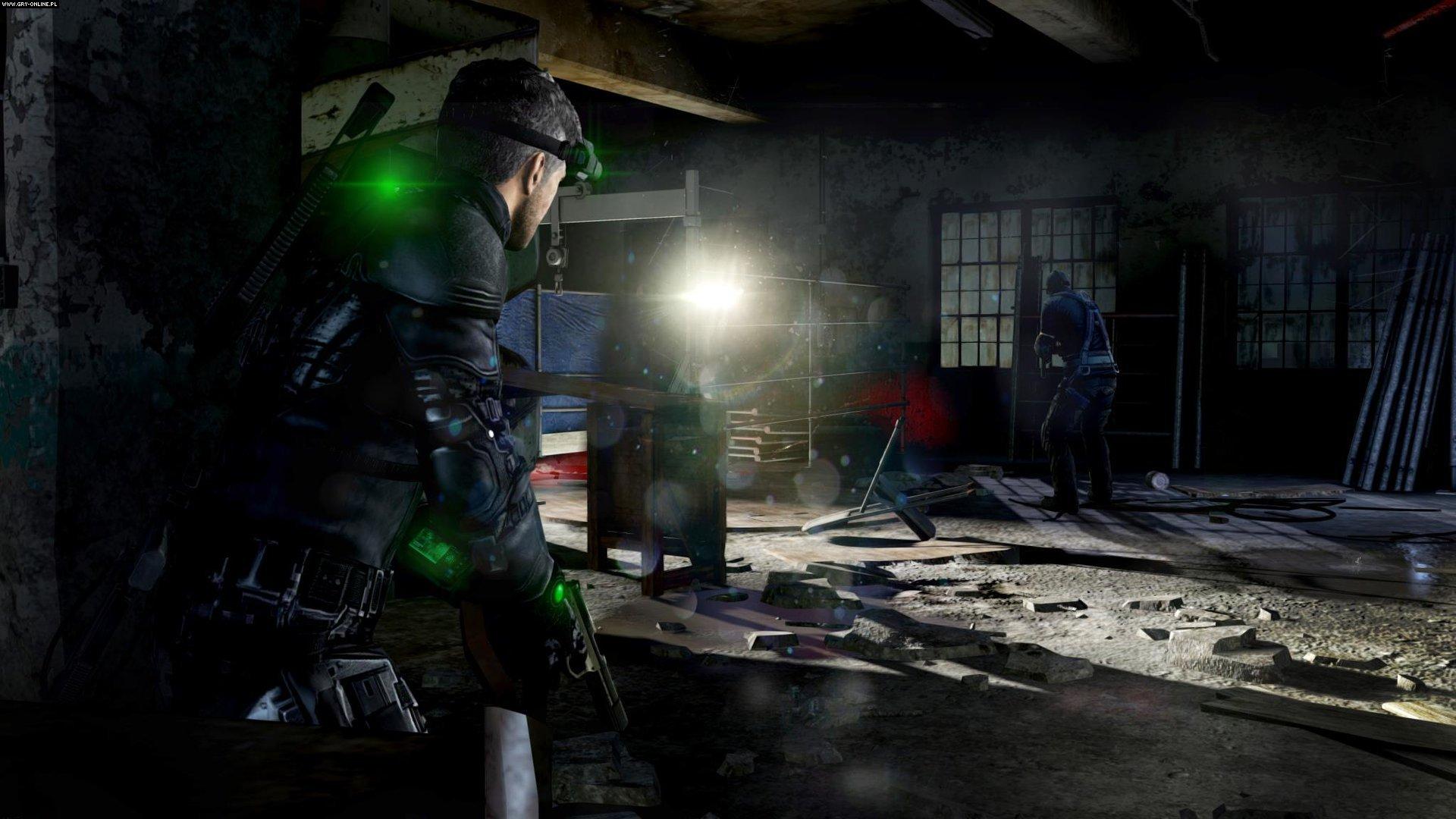 Tom Clancy S Splinter Cell Blacklist Screenshots