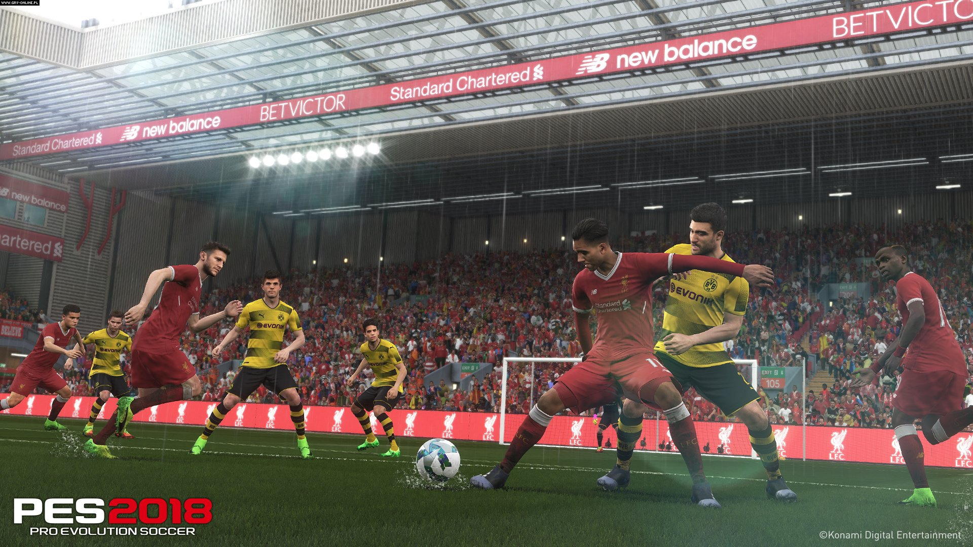 Pro Evolution Soccer 2018 PC, PS4, XONE Games Image 18/25, Konami