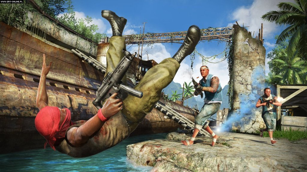 Far Cry 3 PC, X360, PS3 Games Image 62/87, Ubisoft