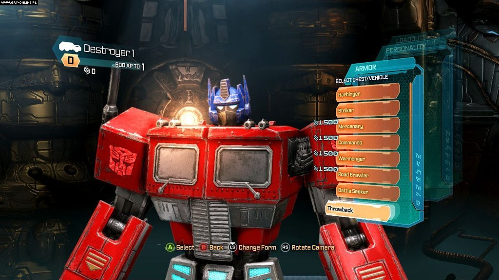 Transformers: Upadek Cybertronu PC, X360, PS3 Gry Screen 10/136, High Moon Studios, Activision Blizzard