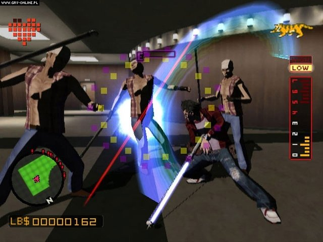 No More Heroes- game