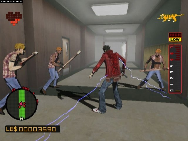 No More Heroes- game,