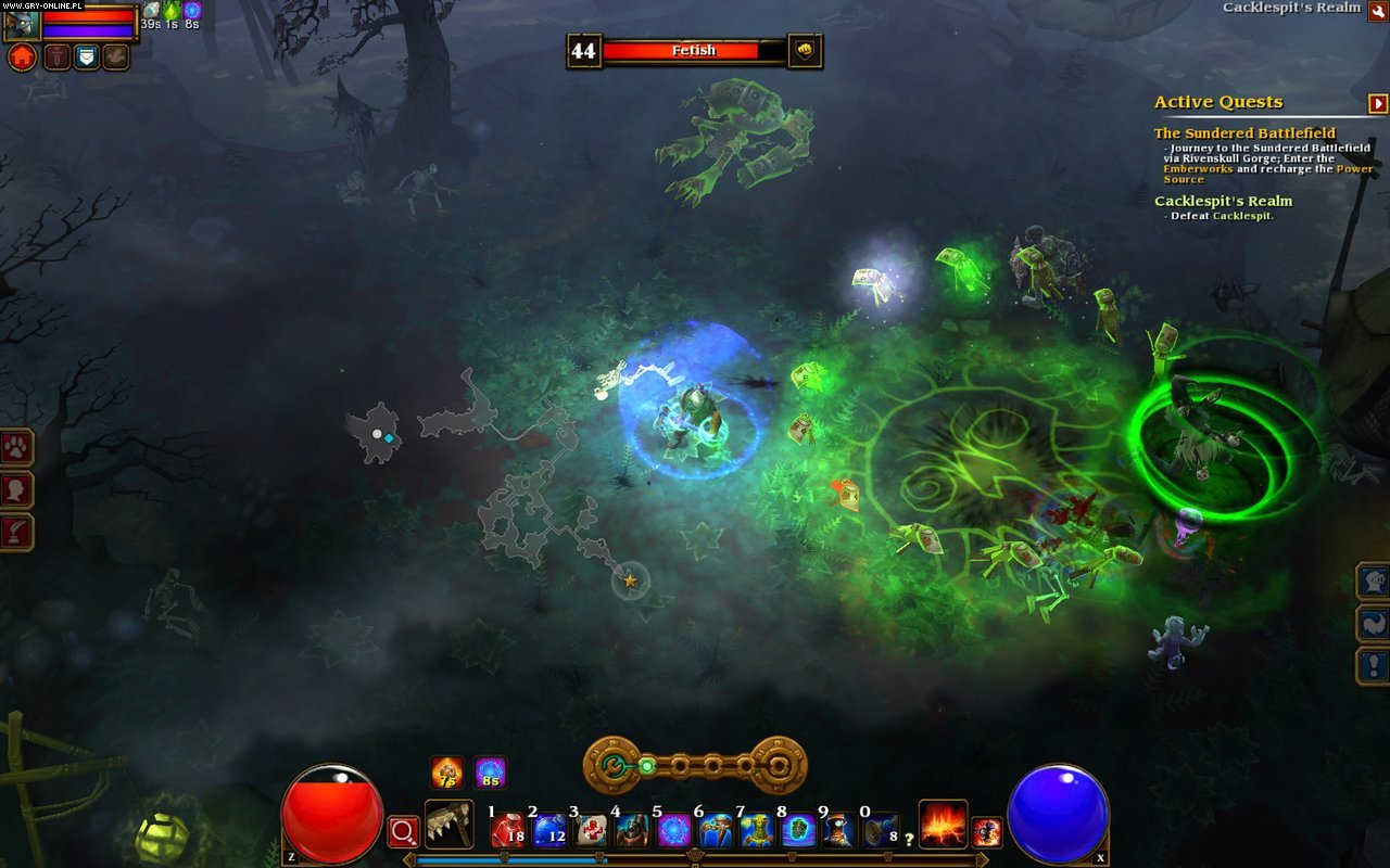 Torchlight II PC, Switch Games Image 11/149, Runic Games