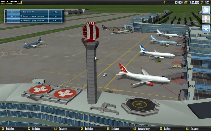 Flughafen Spiel Online