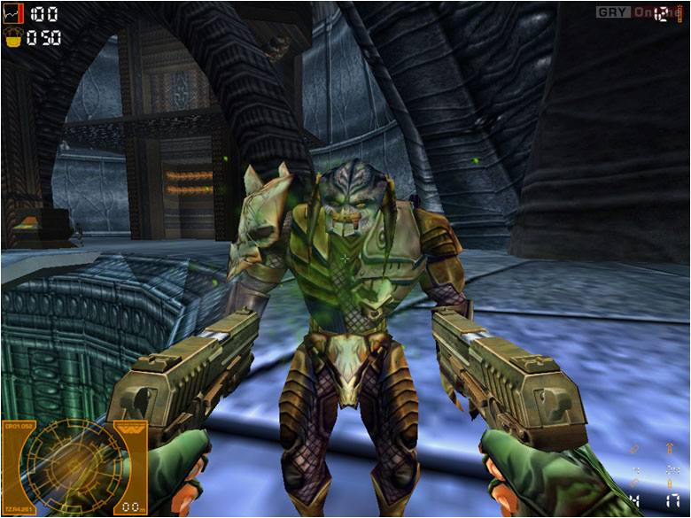 aliens vs predator primal hunt