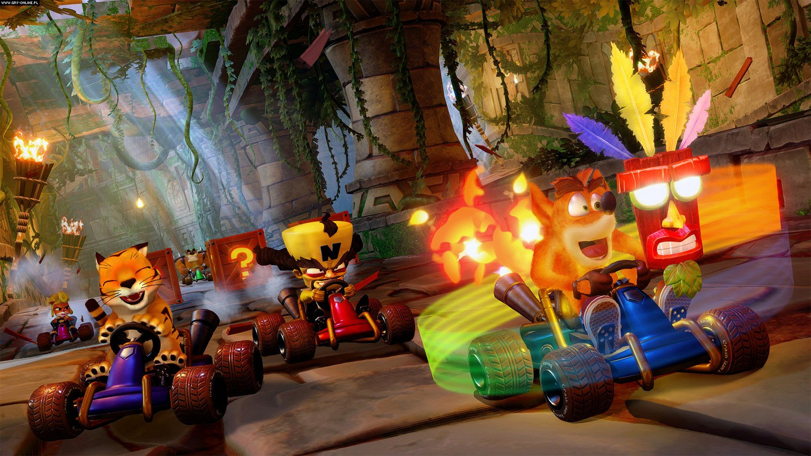 Crash Team Racing Nitro-Fueled PS4, XONE, Switch Games Image 41/45, Beenox Inc., Activision Blizzard