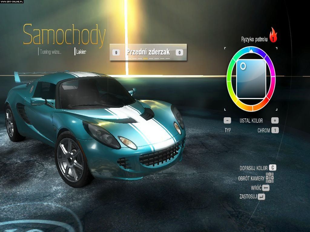 Need for Speed: Undercover - galeria screenshotow - screenshot 14/127 GRYOnline.pl