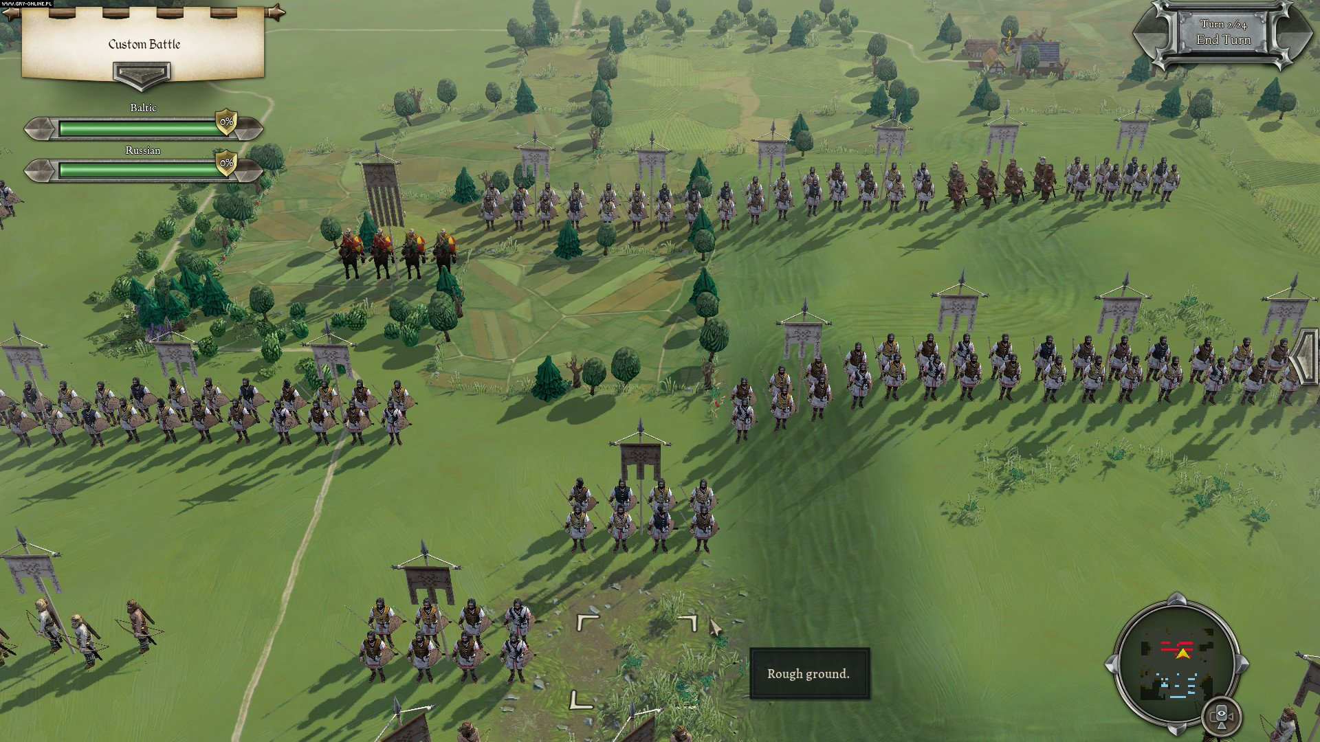 Field of Glory II: Medieval PC, gameplay