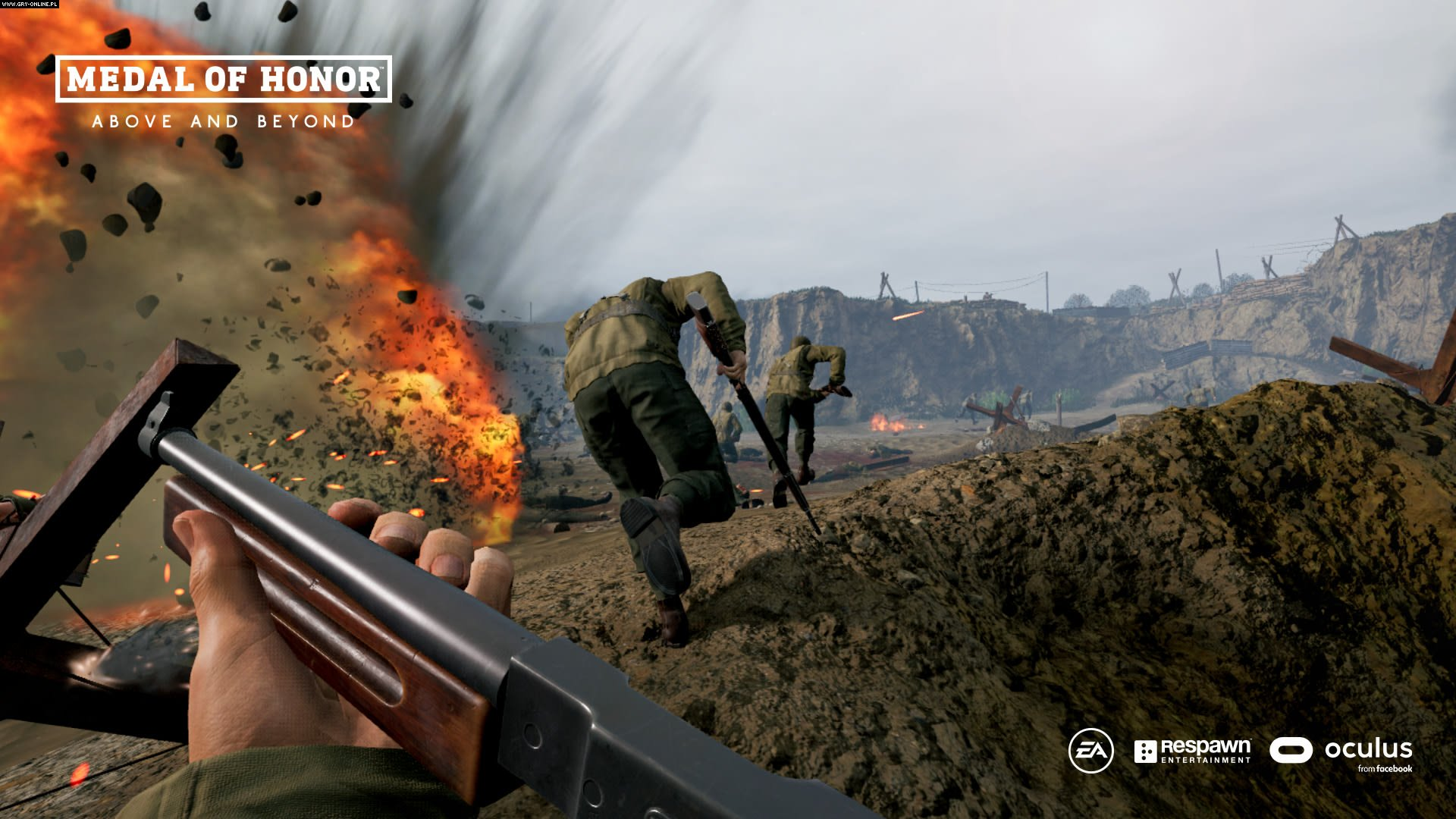 Medal of Honor: Above and Beyond PC Game