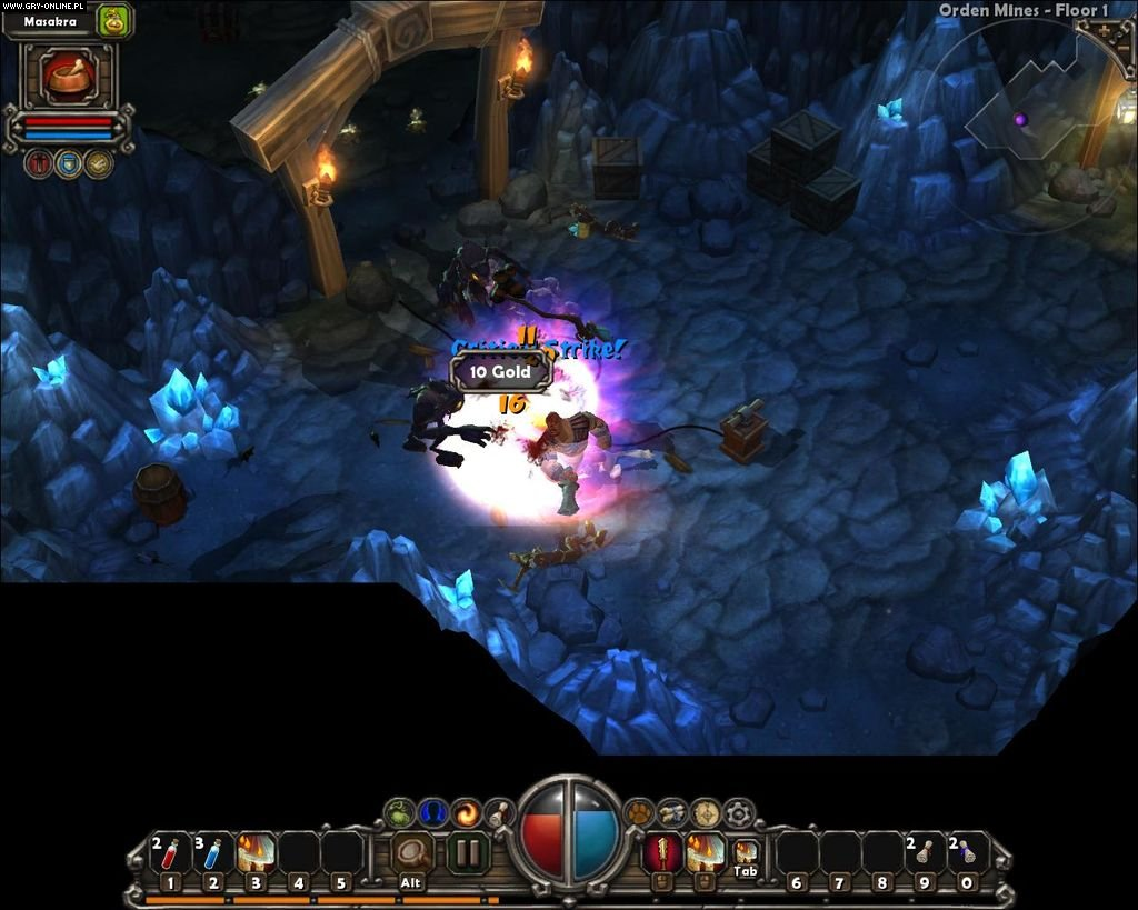 Torchlight PC Gry Screen 29/33, Runic Games, JoWooD Entertainment AG