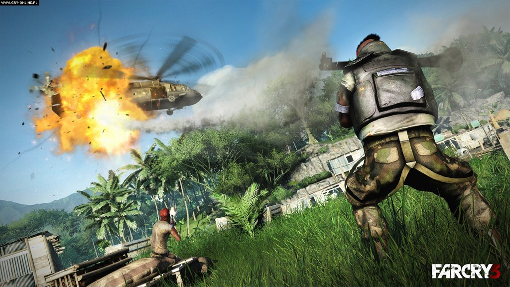 Far Cry 3 X360 Gry Screen 83/87, Ubisoft