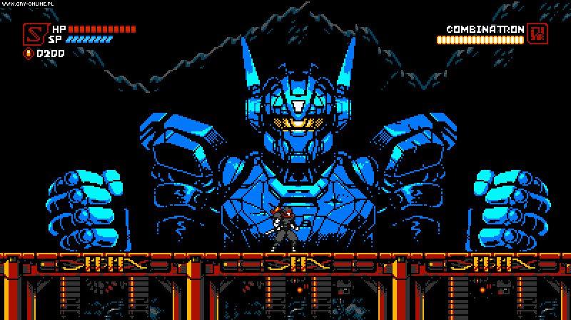 Cyber Shadow XboxOne, game